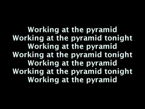 Frank Ocean - Pyramids (Lyrics On Screen)