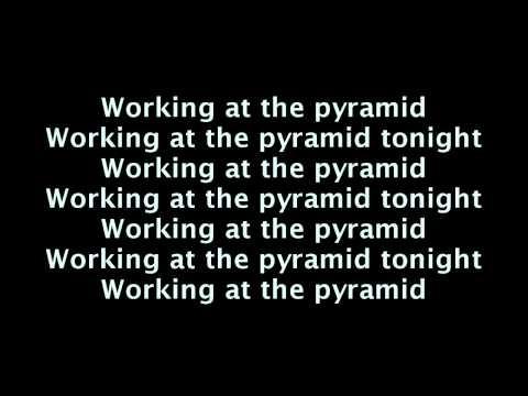 Frank Ocean - Pyramids (Lyrics On Screen)