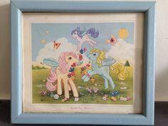 Bildresultat för vintage my little pony game
