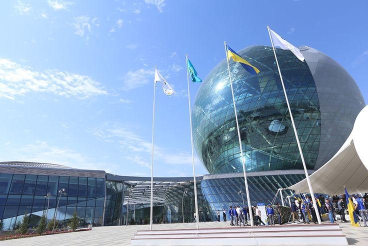 Veolia, France Pavilion partner at the International Exhibition in Astana, Kazakhstan