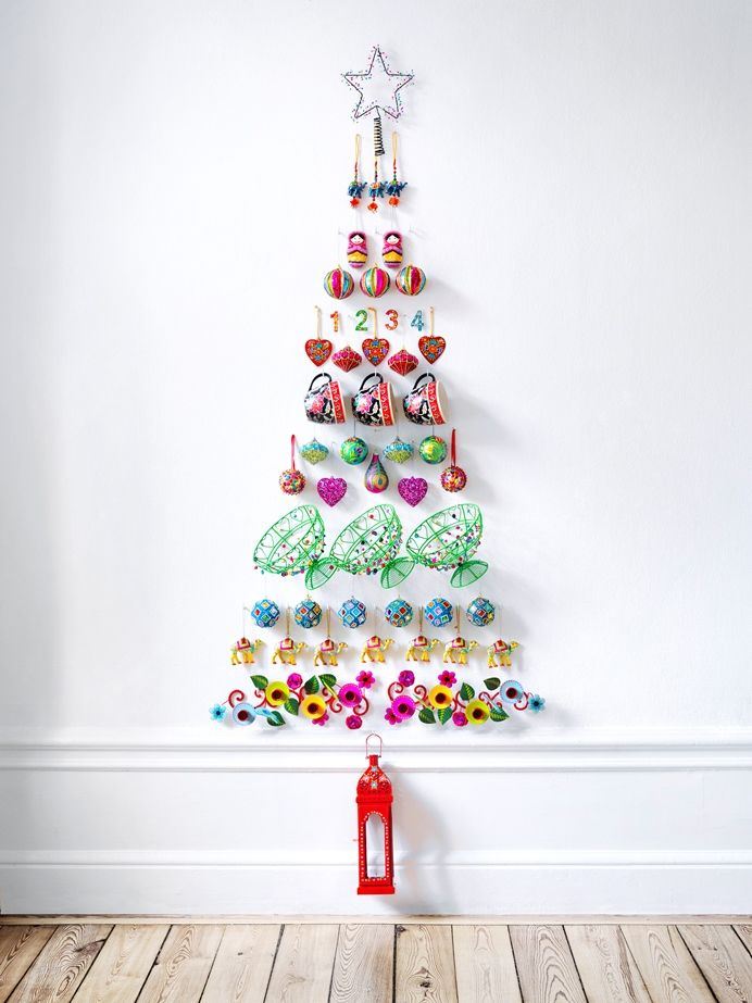 The creative persons's Christmas tree. #unquieChristmasTress