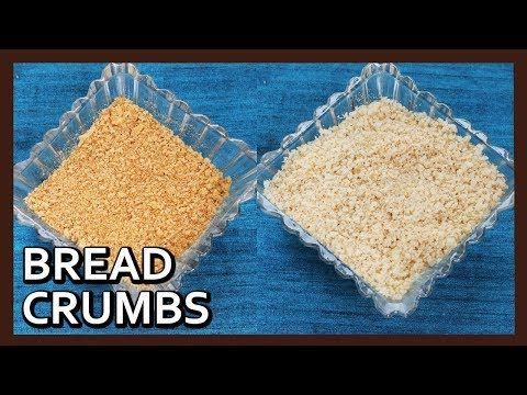 How To Make Perfect Bread Crumbs At Home Breadcrumbs Without Oven Kitchen Tip By Healthy Kadai Youtube Bread Crumbs Kitchen Oven Bread Crumbs Recipe