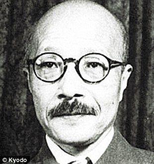 Hideki Tojo -Victims Five million (Japan's victims in World War II)