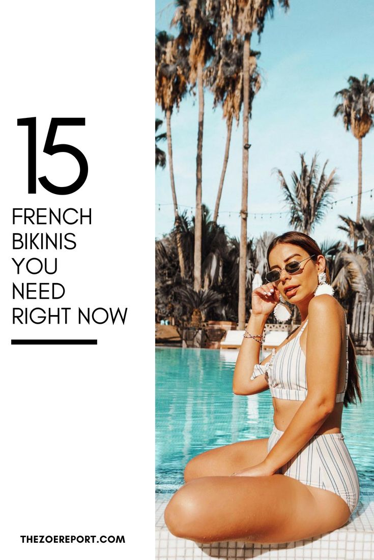 f4d3ae5ac2614 Why We Can t Stop Wearing French Bikinis—And 15 Styles To Shop Now ...