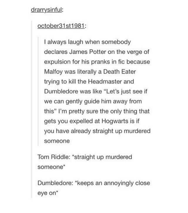 Maybe Umbridge just really wanted Harry expelled to prove it could be done...  I know, not true, since Hagrid was expelled, but STILL.