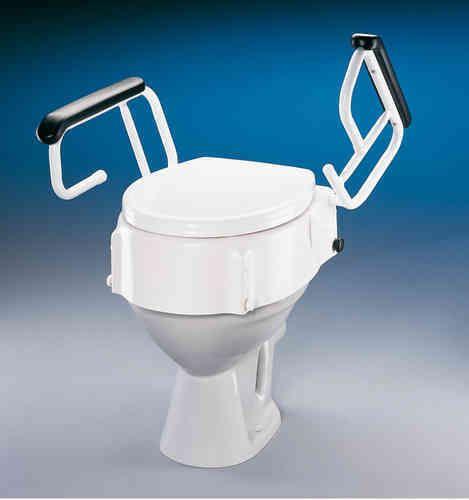 Elevador WC con reposabrazos (5/10/15 cms.) | Alzadores de Wc/retrete