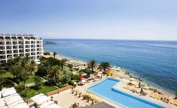 GiardiniNaxos Beachfront hotels, Sicily, Hotel