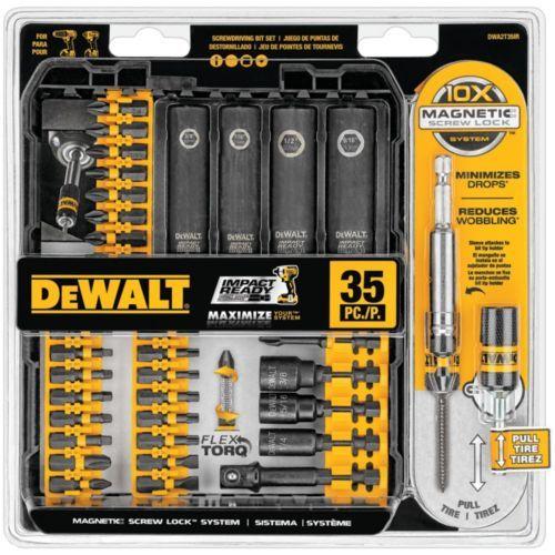 Dewalt-Screwdriver-Bit-Set-35-piece-Impact-ready