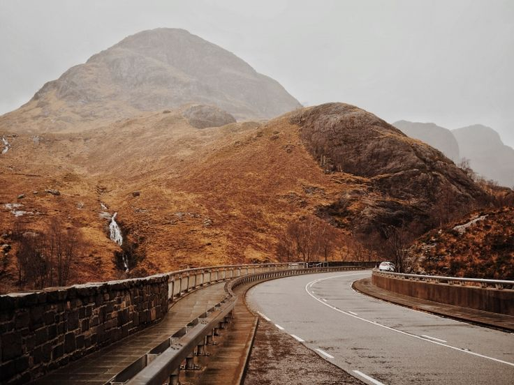 4 удивительных места для путешествия на машине - Simple + Beyond
