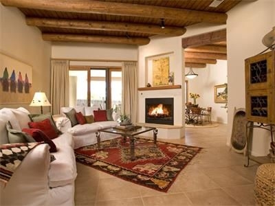 Best 25 santa fe decor ideas on pinterest santa fe for Santa fe style homes
