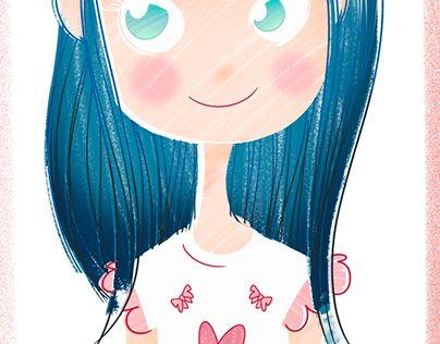 "Check out new work on my @Behance portfolio: ""Little Girl"" http://be.net/gallery/36550921/Little-Girl"