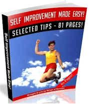 Self Improvement Made Easy (81 Page MRR Ebook Package) http://dunway.info