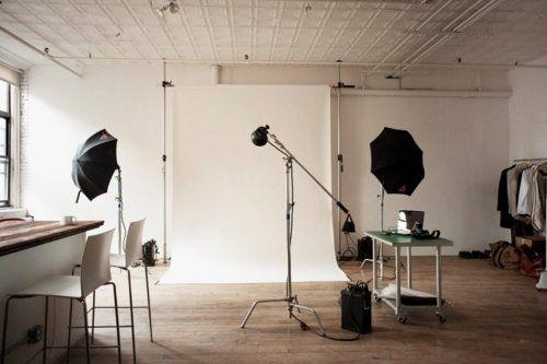 je veux un studio photo @home moi aussi!