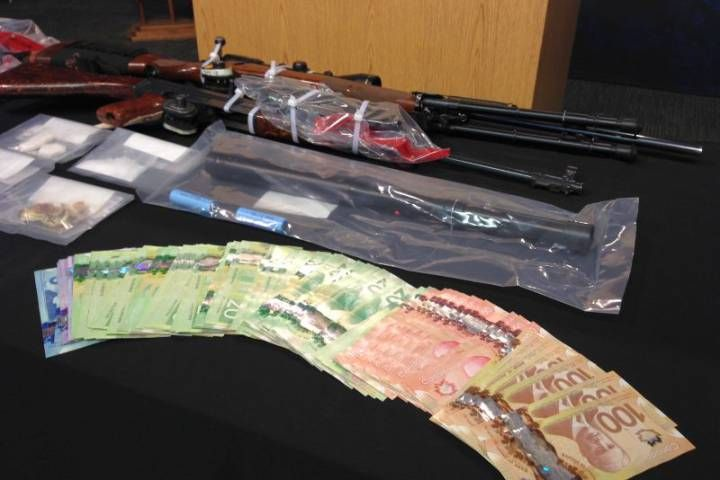 Applewood home the target of Calgary police drug trafficking investigation