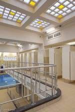 kleedkamers Oostelijk zwembad