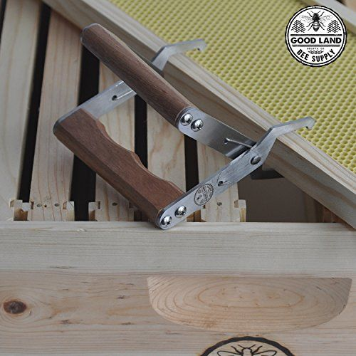 This Goodland Bee Supply® tool set covers the basics and a little bit more. If you're just starting out or are looking to replace a few worn tools this Goodland Bee Supply® kit is the best value for...