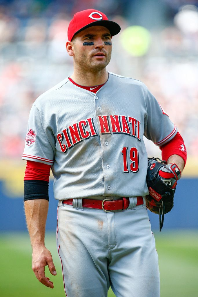 Joey Votto Photos: Cincinnati Reds v Atlanta Braves