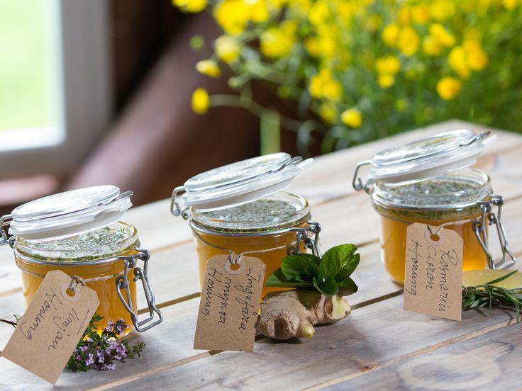 Smaksatt honung | Recept från Köket.se