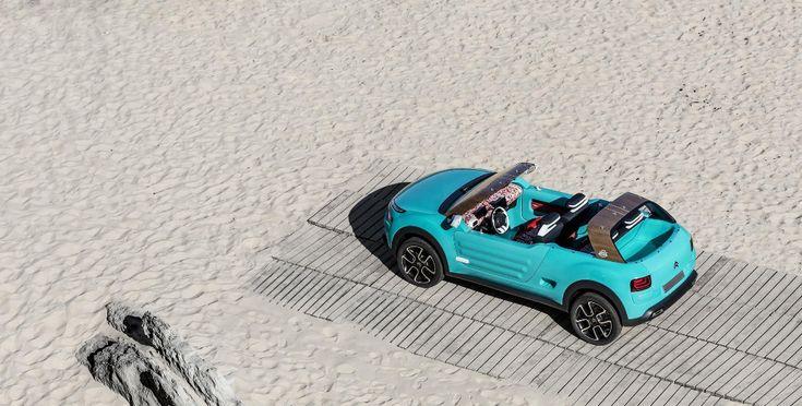 Concept-car Citroën Cactus M