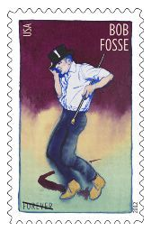 Innovative Choreographers Forever Stamps - Bob Fosse