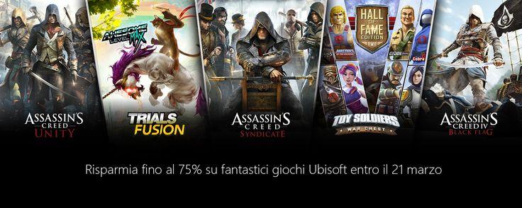 Ubisoft-rea | Xbox One | Xbox 360