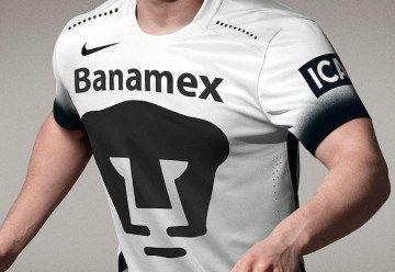Pumas de la UNAM 2016 Nike Third Jersey