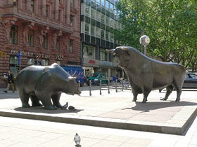 Frankfurt Stock Exchange, Germany '97