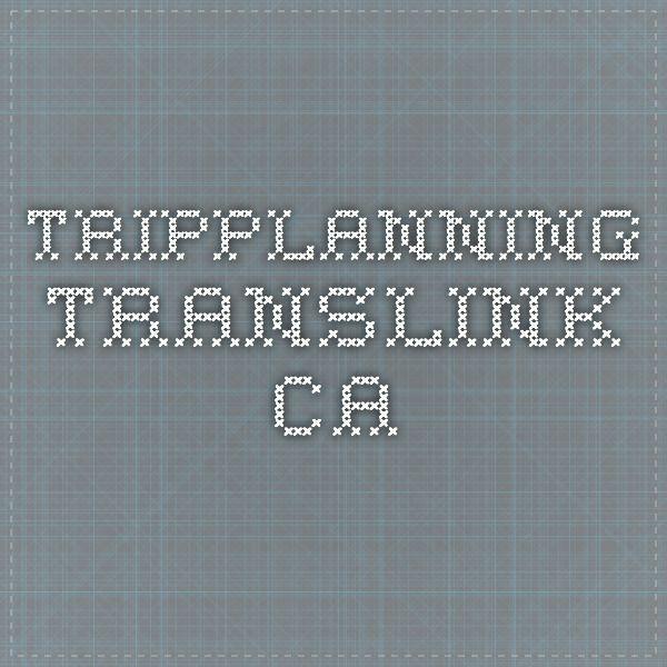 tripplanning.translink.ca