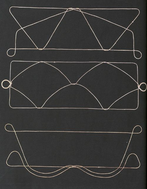 Harry Smith string figures