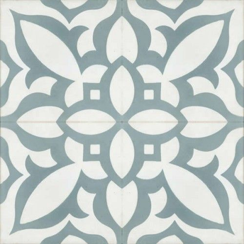 Moroccan Encaustic Cement Pattern