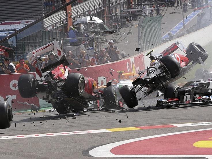Alonso-Hamilton.....