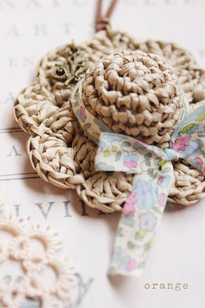 crochet mini hat