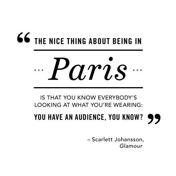 Scarlett Johansson #quote: Jador Paris, Design Inspiration Misc, A Fashion Quotes, Scarlett Johansson Quotes, Rueism, J Adorable Paris, Quotes Words, Travel Quotes, Inspiration Quotes