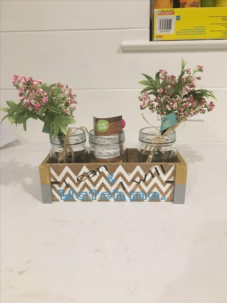 Mason Jar Wall Decor Hobby Lobby : Best chevron stencil ideas on