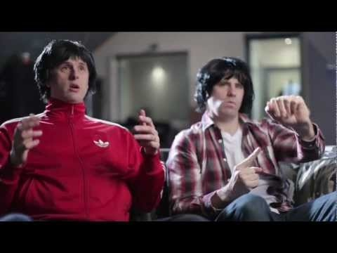 Mockumentary about the Manchester's music giants - The Stone Roses band.