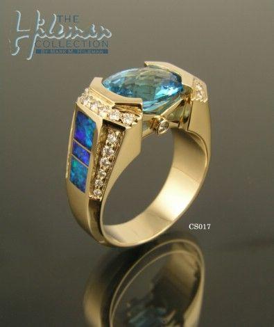 31 best Australian Opal Rings images on Pinterest