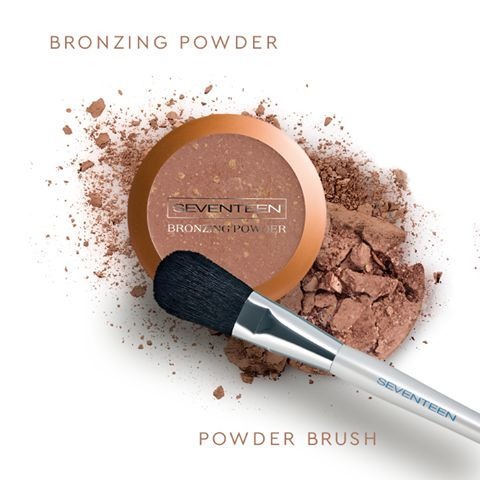 Bronzing Powder | Secenteen Cosmetics Now you can get the summer tan you have always dreamt of! #SeventeenCosmetics #bronzer #summer #makeup #tanning