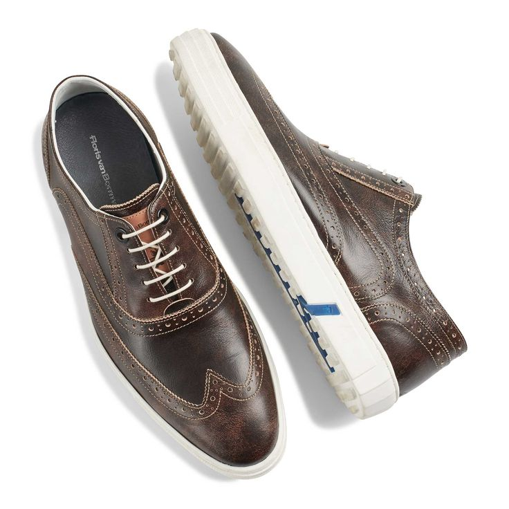 Tennis Shoe Sole Brogue