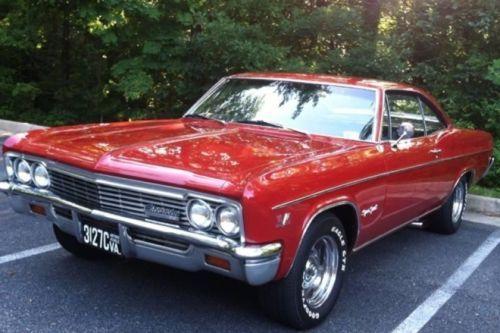 1966 Chevrolet Impala SS 427 for sale (VIRGINIA) - $30,000