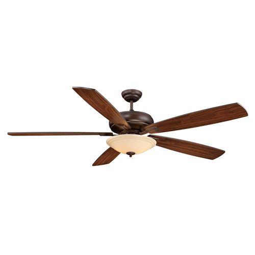 Wind Star Espresso 68-Inch Indoor Ceiling Fan