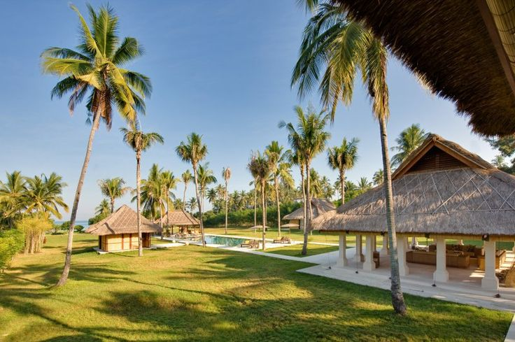 Villa Sepoi - Sepoi | 6 bedrooms | Lombok #beachfront #tropical #villa
