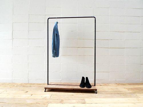 HR-06   HangerRack   handmade clothes rack   WSTANDARD  