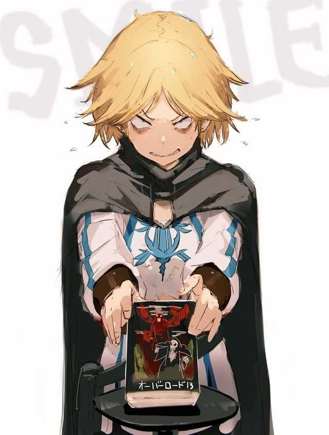 Some Of So Bin S Other Overlord Art Anime Manga Artist Anime Fanart
