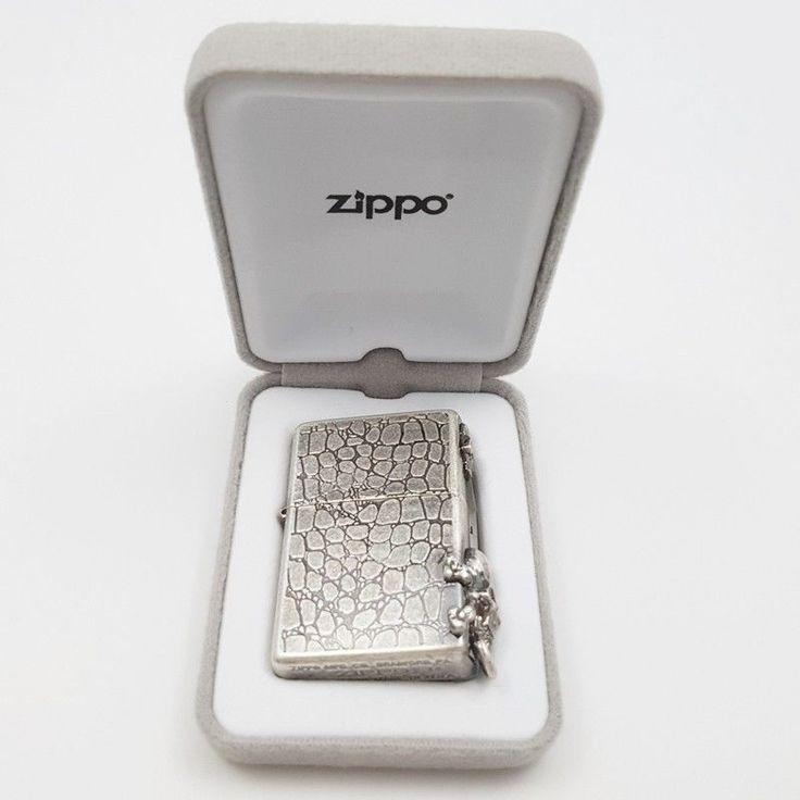 Zippo Original Lighter ROCK CHIC SA Windproof Made in USA Free Gift 6Flints #Zippo