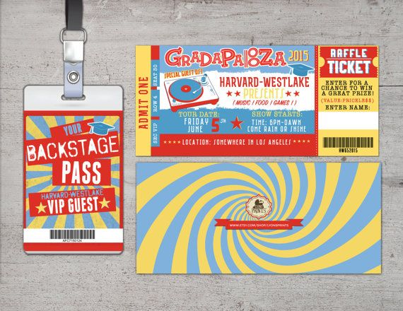 The 25+ best Tool concert tickets ideas on Pinterest Ticket stub - concert ticket birthday invitations