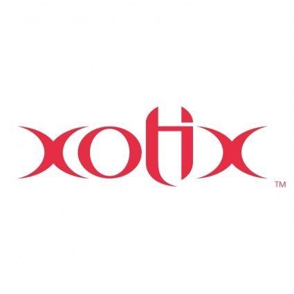 LOGO / Free vector Vector logo xotix
