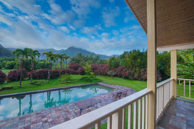 Hanalei Kauai Vacation Rental: Taro Plantation | Jean and Abbott Properties