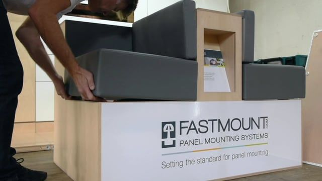 Fastmount, from New Zealand, is known amongst super yacht builders and designers for revolutionising panel mounting. Now, it has found a way to do the same with cushions. As with all Fastmount products, the solution is simple, effective and easy to fit. The TC-06 is comprised of the TC-F6 and TC-M6. A small 6mm high male clip screw (TC-M6) or VHB adhesive (TC-SM6) fixes to the flat or vertical surface of the deck. Its low plastic profile withstands any accidental damage. Available in white…