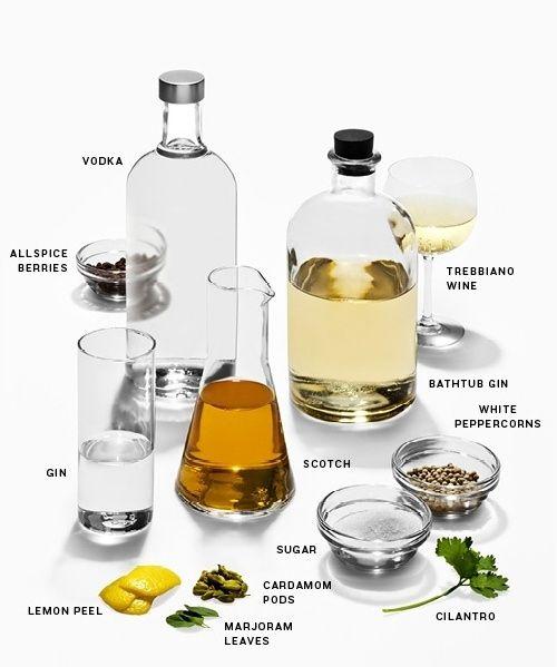 Es ist kompliziert, aber Sie können Ihre eigenen Gin zu machen. | 28 Surprising Things That Really Work, According To Pinterest