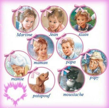 Martine's Family